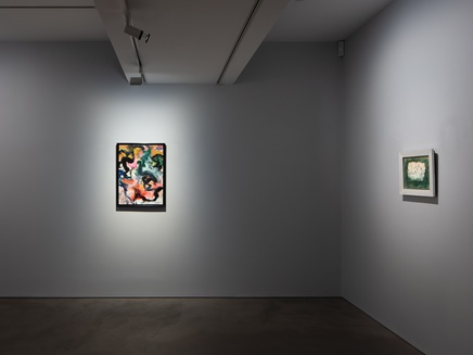 Abstract Or Not Installation View At Olivier Malingue Plastiques Photography 4