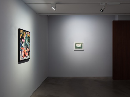 Abstract Or Not Installation View At Olivier Malingue Plastiques Photography 5